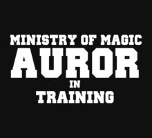 Auror in Training Baby Tee