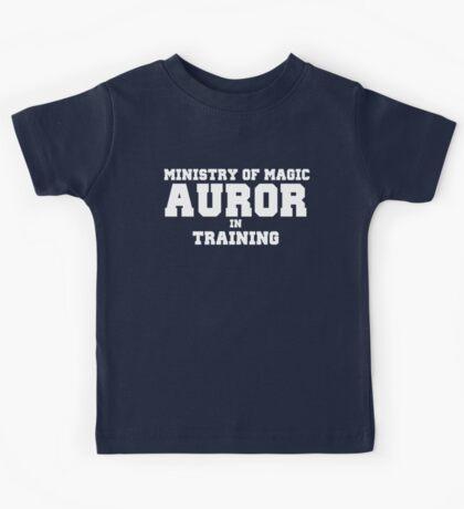 Auror in Training Kids Tee