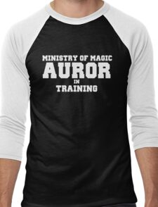 Auror in Training Men's Baseball ¾ T-Shirt