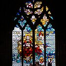 Stained Glass Windows by karen Bradshaw