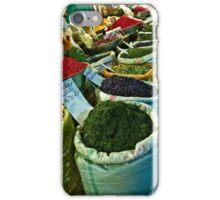 Spice Bazaar - Isfahan - Iran iPhone Case/Skin