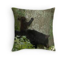 Ready Mama Throw Pillow