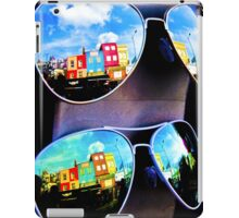 Goggles - Camden Markets - London - England iPad Case/Skin