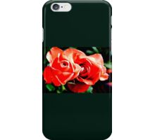 Apricots Roses iPhone Case/Skin