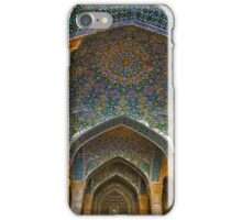 Vakil Mosque Main Entrance - Shiraz - Iran iPhone Case/Skin