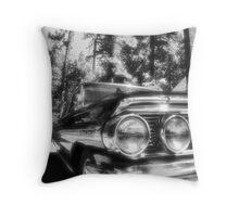 1964 Ford Galaxie 500 Throw Pillow