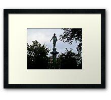 Gothenburg Landmark Framed Print