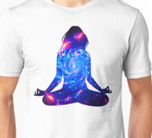 a mote of dust suspended in a sunbeam Unisex T-Shirt