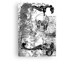 Recurrent Dream Canvas Print