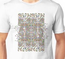 Broken Pattern 3 T-Shirt