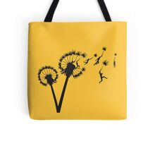 Dandylion Flight Tote Bag