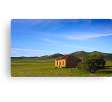 Farmhouse at Burra South Australia Canvas Print