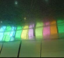 Palais des congrès de Montréal: light reflected by Yonmei
