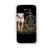 Yoga Psychiatry Samsung Galaxy Case/Skin