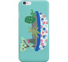 Bowl of Cacti iPhone Case/Skin