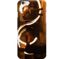 Fireplay 1 - Halloween, Derry 2012 iPhone Case/Skin