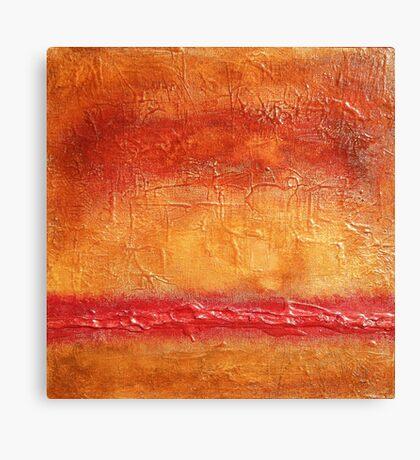 Organic Elements Series I Canvas Print