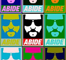 Abide - Pop Art by BeckaNBevs