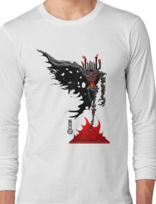 The Game of Kings, Wave Four: The Black Queen's Bishop Long Sleeve T-Shirt
