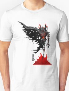 The Game of Kings, Wave Four: The Black Queen's Bishop Unisex T-Shirt