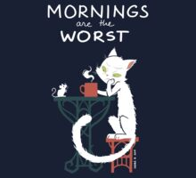 Mornings are the worst Kids Clothes