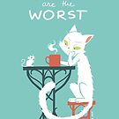 Mornings are the worst by freeminds