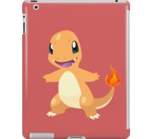 Charmander ! iPad Case/Skin