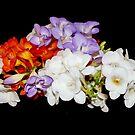 Freesia Bouquet by AnnDixon