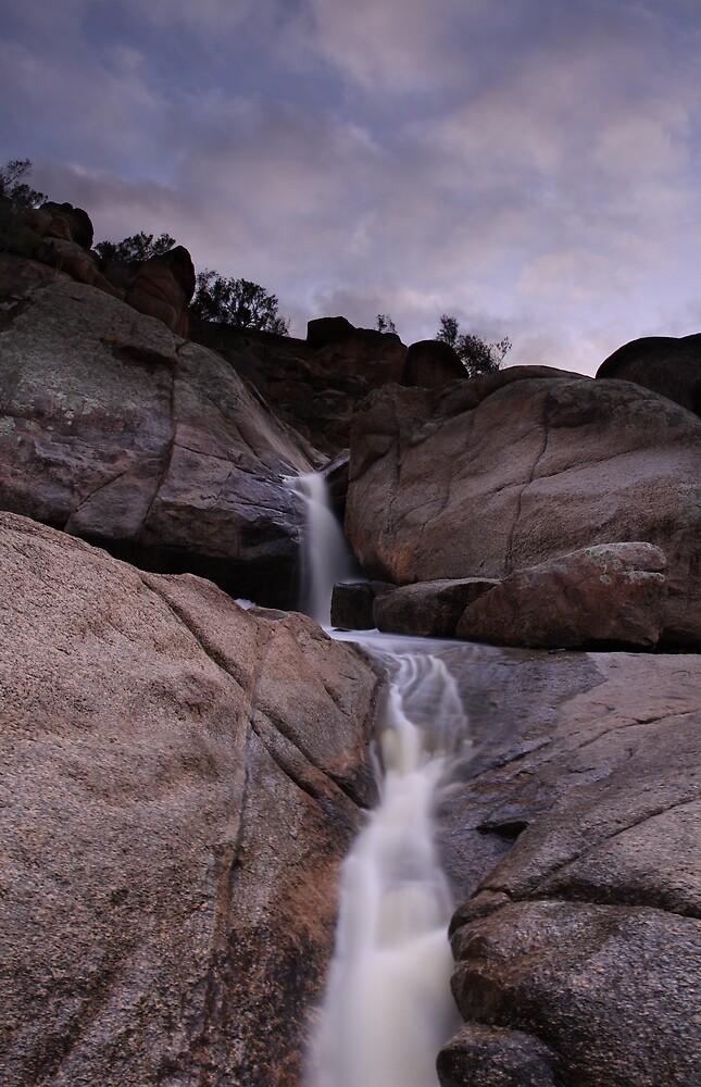 Reedy Creek waterfalls by pablosvista2