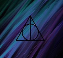 Deathly Hallows Rainbow Sludge by HikaruNara