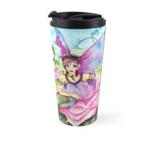 Rosa Fae Travel Mug