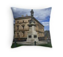 Old Treasury building Throw Pillow