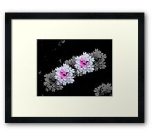 Highlights in the Lei of Life Framed Print