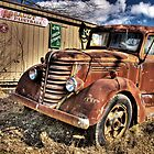 OLD TRUCK by Diane Peresie