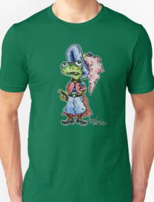 Lizard Musketeer  T-Shirt
