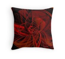 complications.... Throw Pillow