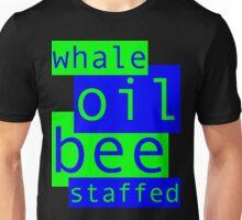 Whale Oil - Blue & Green Unisex T-Shirt