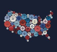 American buttons by creativemonsoon