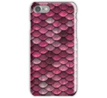 Pink Scale iPhone Case/Skin