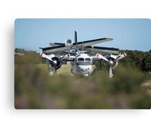 Grumman Tracker Canvas Print