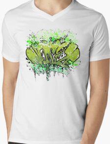 Oversize this Mens V-Neck T-Shirt