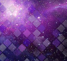 Square Galaxy by HikaruNara