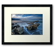 Weathered by time Framed Print