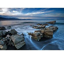 Weathered by time Photographic Print