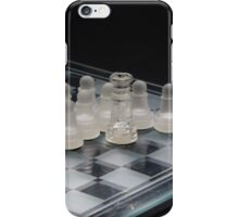 Chess Queen Following 2 iPhone Case/Skin
