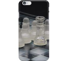 Chess Queen Following iPhone Case/Skin