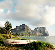 Lord Howe Island Series 6 by Amanda Cole