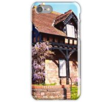 The House on the Corner iPhone Case/Skin