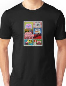 Capitan Cerdicola With Peppa Pig As Special Guest Star Unisex T-Shirt