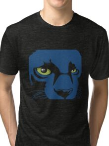 Black Panther Dark T-Shirt Tri-blend T-Shirt
